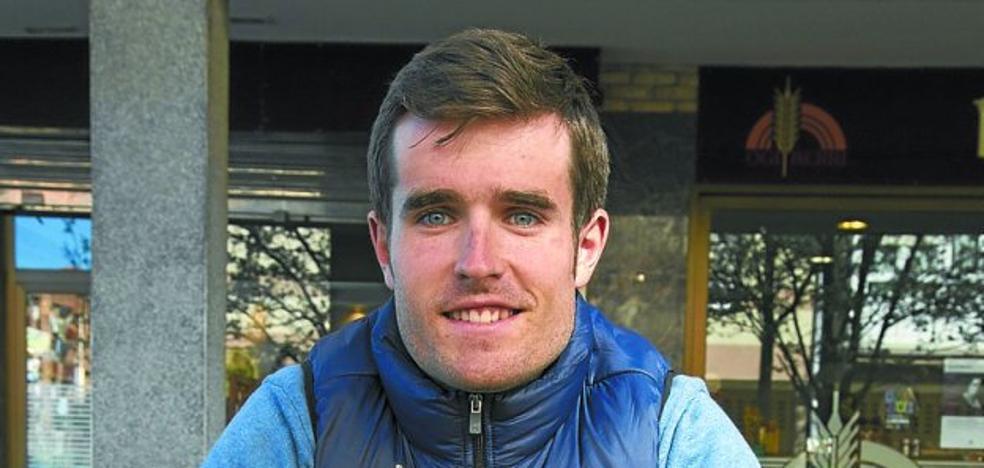 Mikel Aristi (Nuevo ciclista del Euskadi-Murias en 2018): «Me hace ilusión volver a correr en casa»