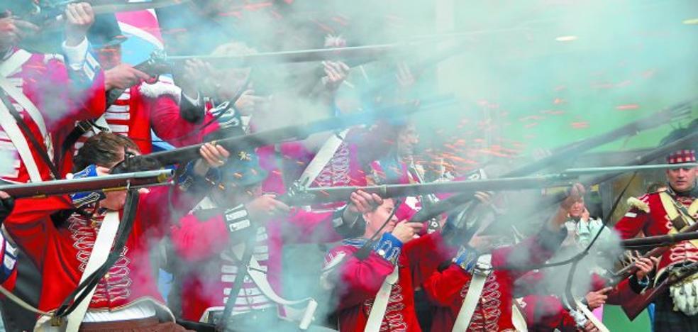 Los ejércitos carlista y liberal se preparan para la Batalla de Andoain