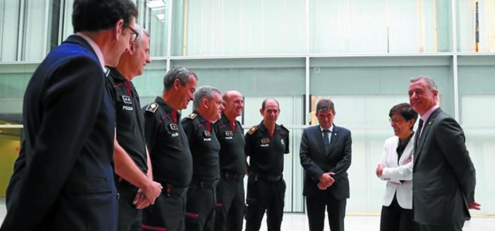 Urkullu pedirá a Rajoy 30 transferencias pendientes en el pleno de política general