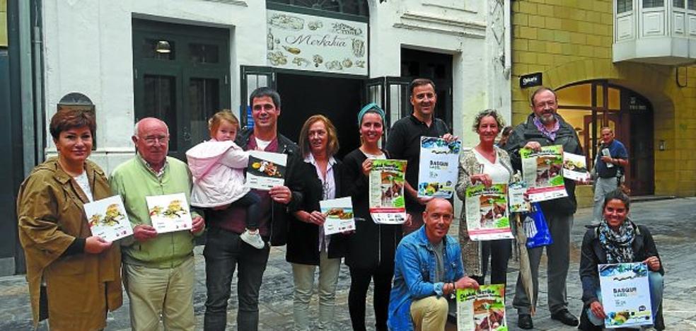 La semana que viene, 'Zarautz Basque Label Fest'