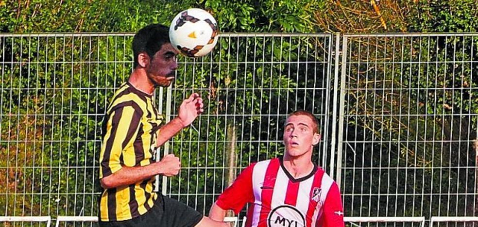 El Haundi da inicio a la temporada jugando con el Aretxabaleta en el campo de Ibarra