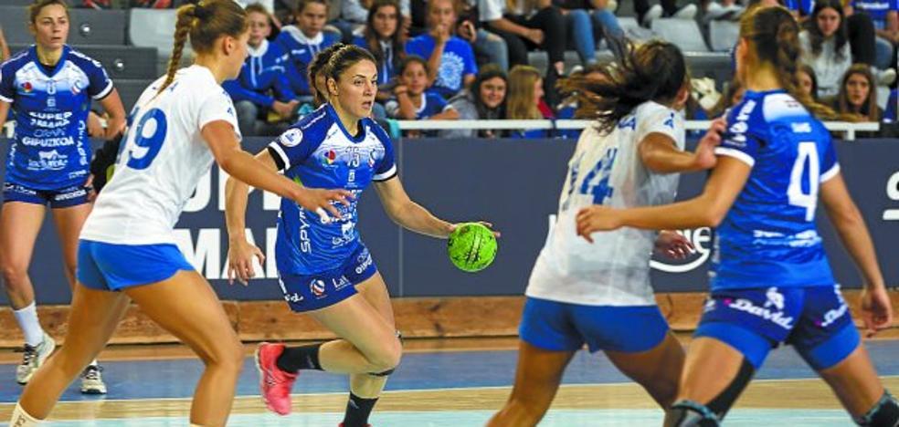 El Bera Bera quiere seguir en la EHF