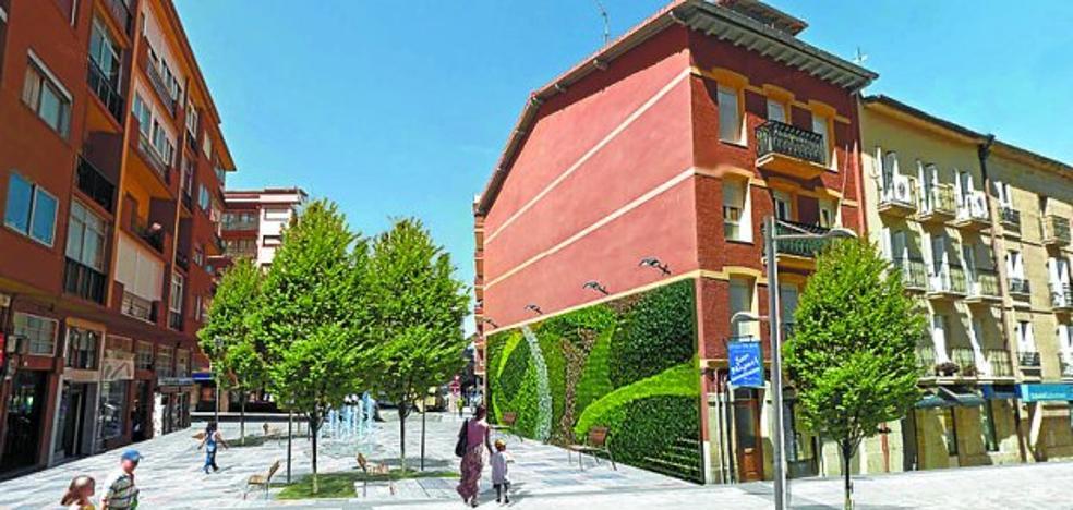 La segunda fase para la calle Hondarribia arrancará a comienzos del año próximo