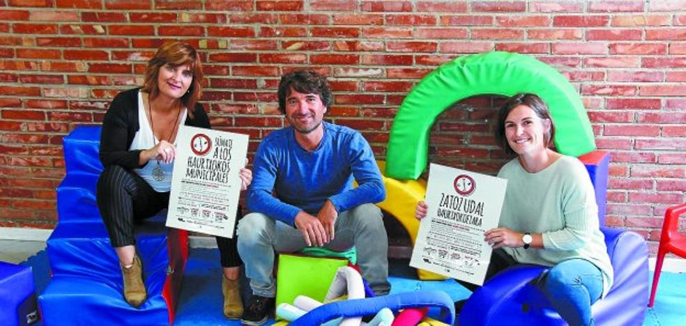 Un nuevo Haurtxoko abrirá sus puertas en Palmera Montero en los próximos meses