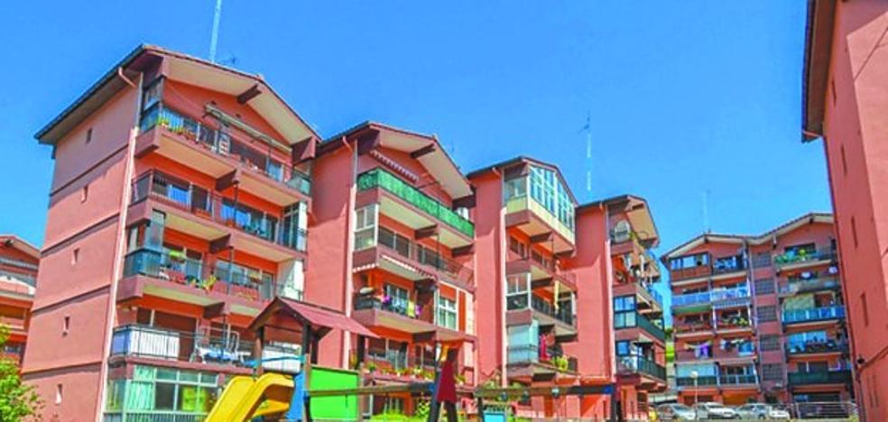 Sigue adelante el proyecto de reurbanización de Basaundi bailara