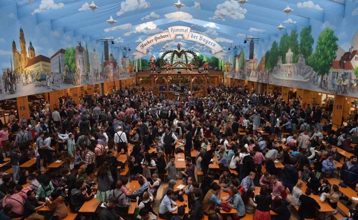 'Oktoberfest', el festival de la cerveza