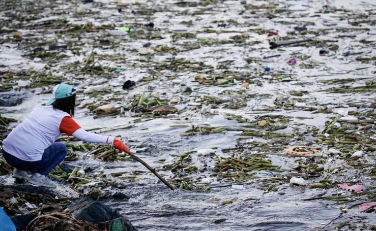 Día internacional de la limpieza de las costas