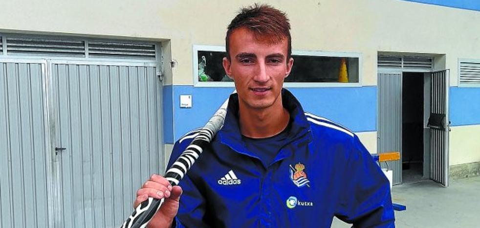 Istar Dapena (pertiguista): «Mi objetivo para este año es llegar a los 5,50 metros en salto de altura»