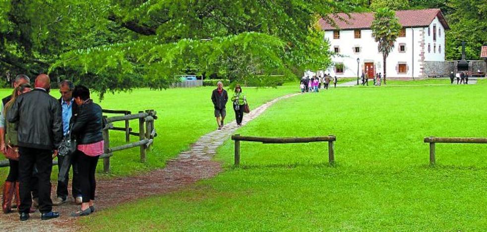 El Parque Natural de Bertiz celebra hoy una jornada de puertas abiertas