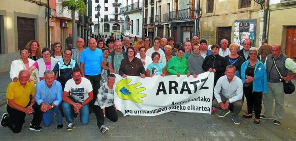 Semana de actividades de Aratz para celebrar su 25 aniversario