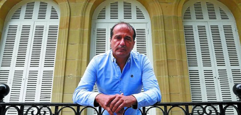 Agus Hernán: «ETA debe hacer una lectura crítica, al igual que otros agentes»