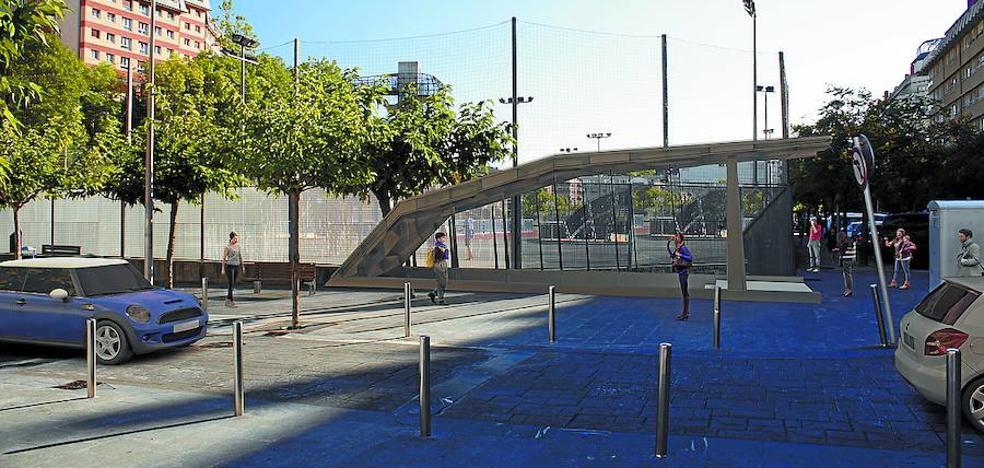 El Metro de Donostia y la edificación despiertan la obra pública, que se duplica en Gipuzkoa
