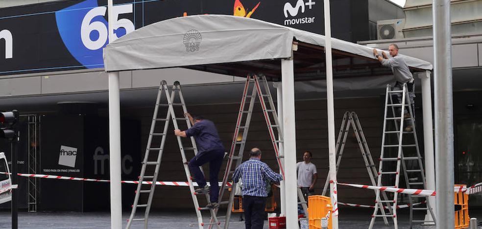 El Ayuntamiento de San Sebastián reparte mil entradas para el Zinemaldia entre desempleados