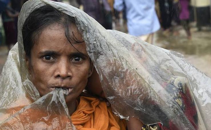El rostro del hambre