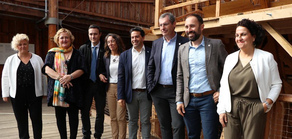 La Diputación fija cinco proyectos claves para poner las bases de la Gipuzkoa del futuro