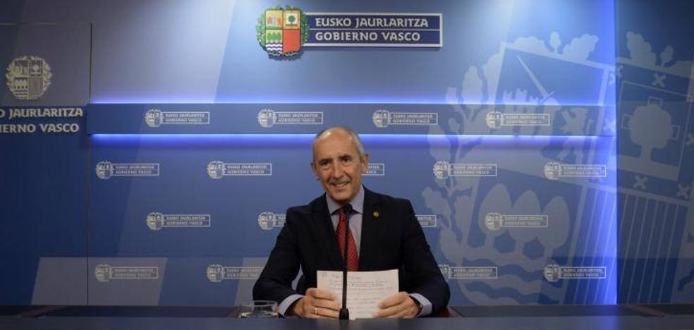 El Gobierno Vasco reclama al Ejecutivo central que «construya puentes» con Cataluña