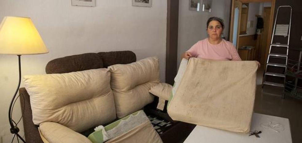 «Alquilé mi piso para pagar los gastos y me lo han destrozado»