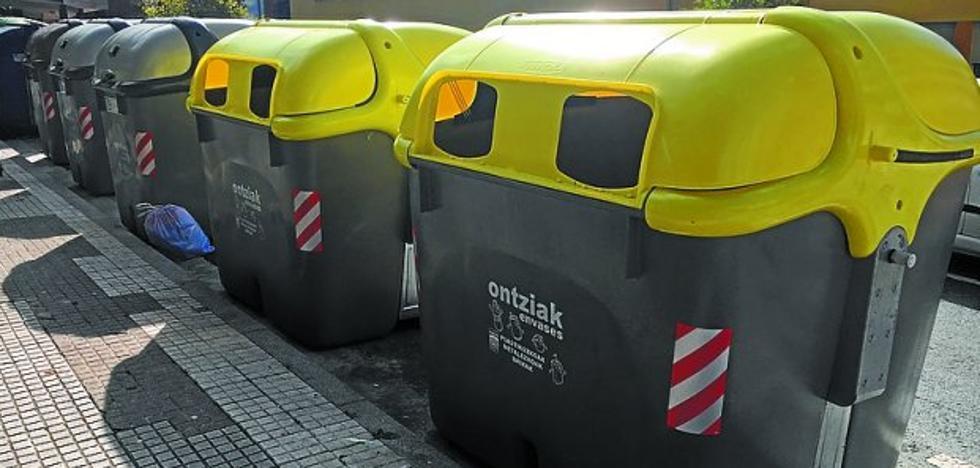 La 'jubilación' para los contenedores