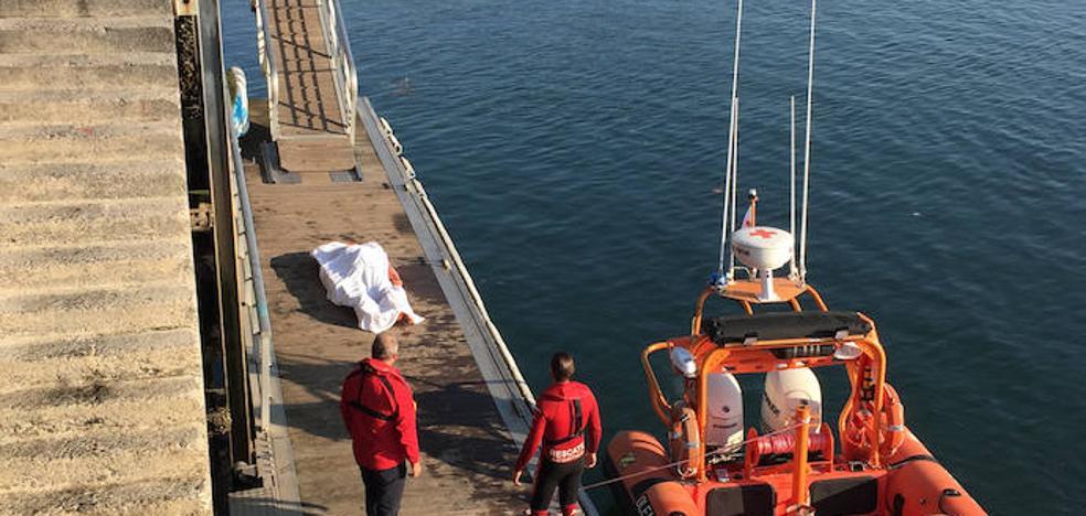 Aparece en aguas de Hondarribia el cadáver de un ciudadano francés