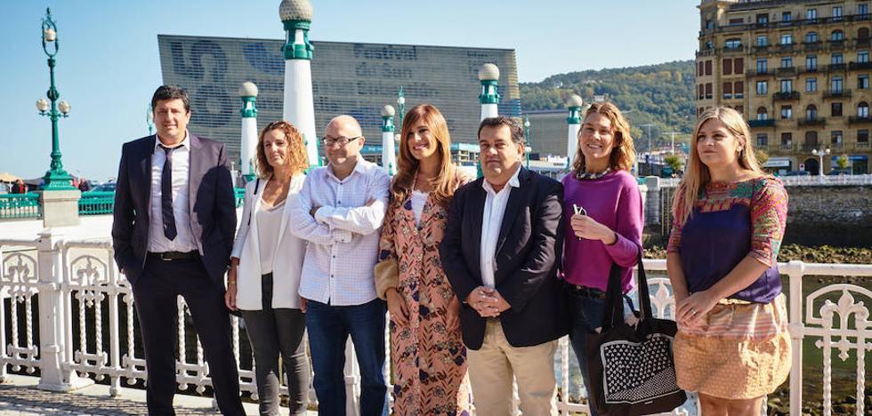 Diseñadores vascos vestirán a las presentadoras de las galas del Festival de Cine