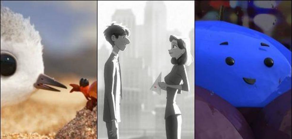 Los cinco cortos más emotivos de Pixar que deberías haber visto