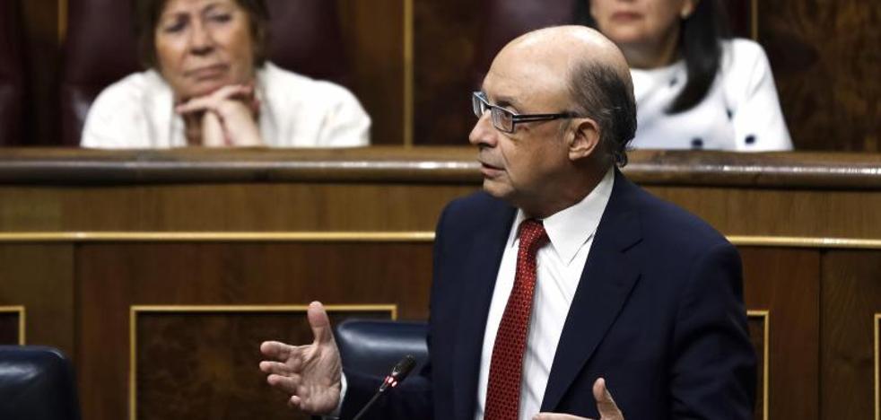 Montoro desvela que la Generalitat ha rectificado y sí envía los certificados semanales de gastos