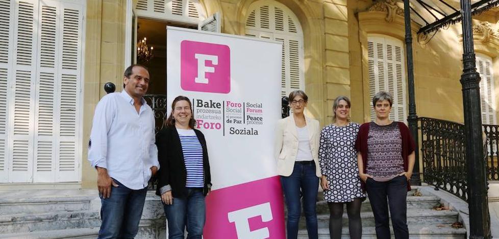 El Foro Social apuesta por una «desmovilización ordenada» de ETA