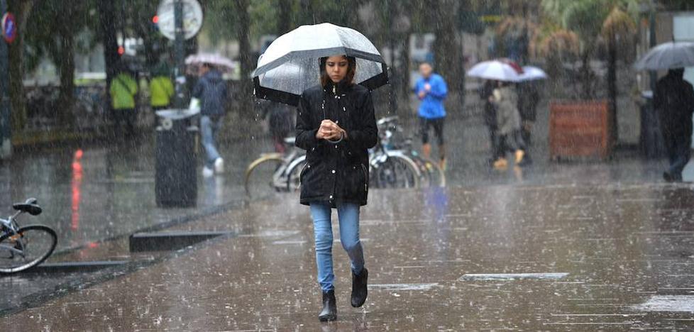 Pronostican un otoño más cálido y con más lluvia de lo habitual en Euskadi