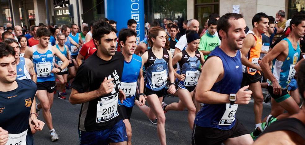 El memorial Imaz abre el calendario otoñal de carreras populares