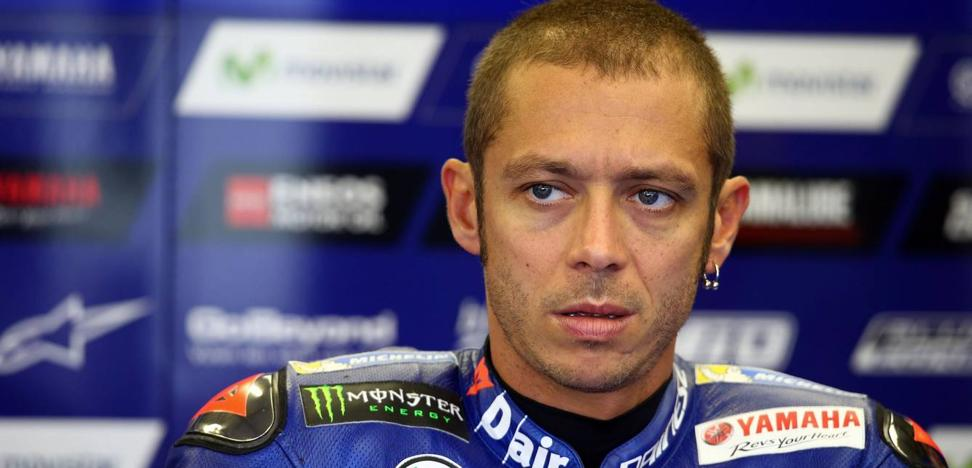 Valentino Rossi estará en el GP de Aragón