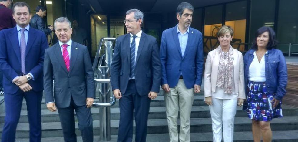 Urkullu advierte al Estado de que está llevando la situación de Cataluña «a un punto de no retorno»