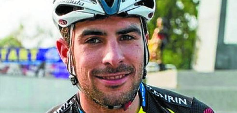 Jon Aberasturi, sprint para el Euskadi-Murias