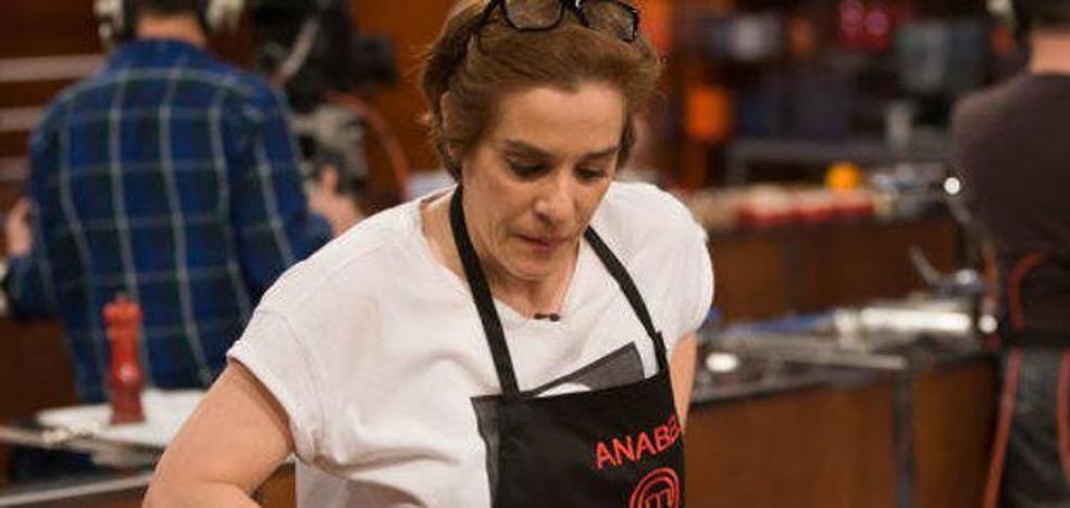 La dura advertencia de Jordi Cruz a Anabel Alonso en MasterChef