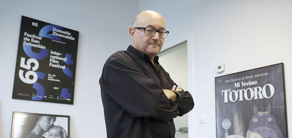 Jose Luis Rebordinosekin, Zinemaldiaz, 'EiTB Kultura Transit' saioan