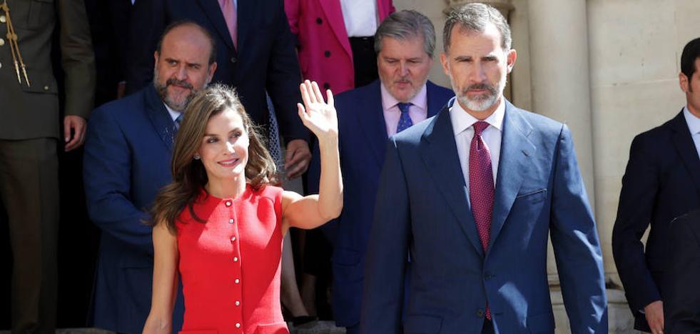 Los Reyes presiden hoy la gala del 15 aniversario de Vocento