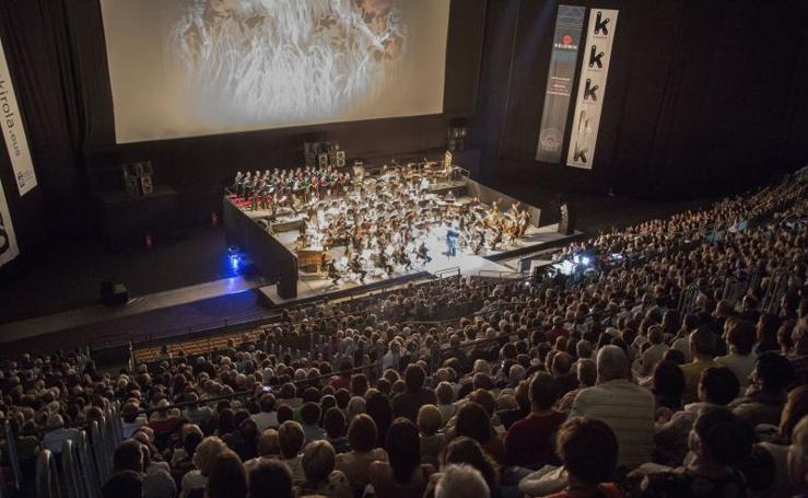 Un concierto de cine