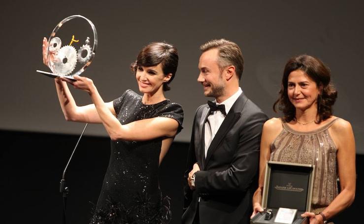Paz Vega, premio al Cine Latino