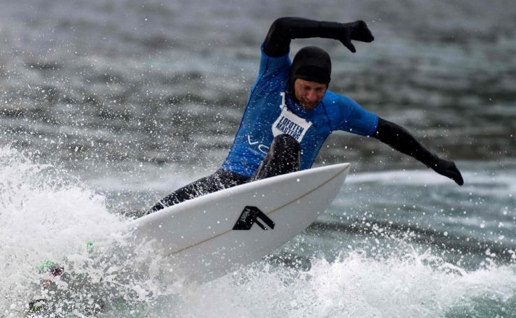Surf en el ártico