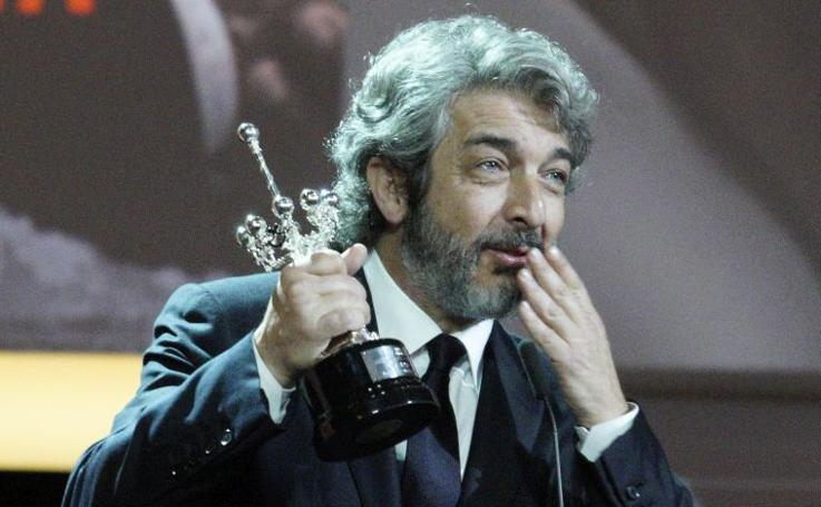 Ricardo Darín recibe el Premio Donostia