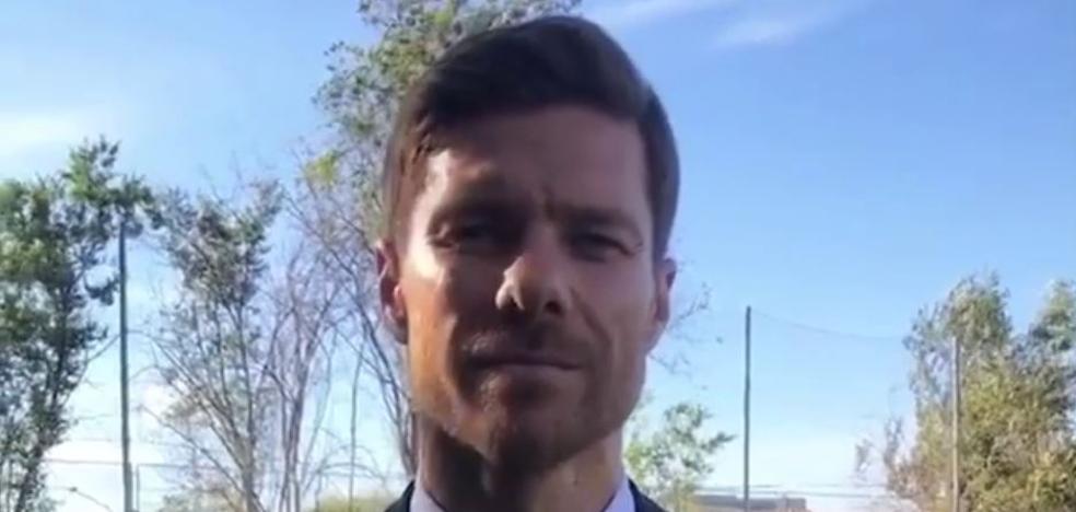 Xabi Alonso será entrenador