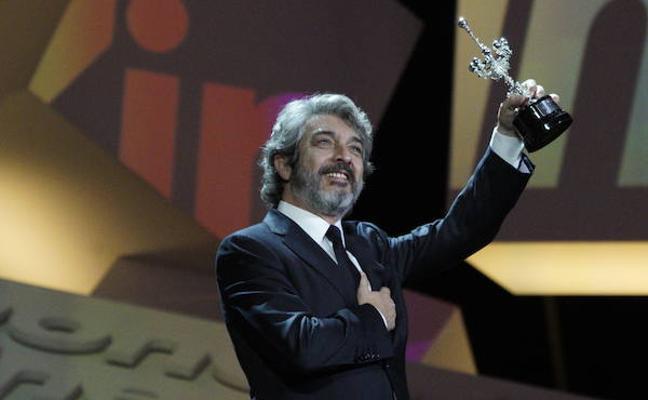 Ricardo darín: «Es un honor en un lugar que considero mi casa»