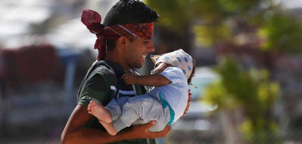 El plazo de acogida de refugiados acaba hoy y España ha cumplido con la décima parte