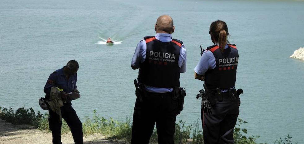 Hallan dos cadáveres en el pantano de Susqueda, donde buscaban a dos jóvenes