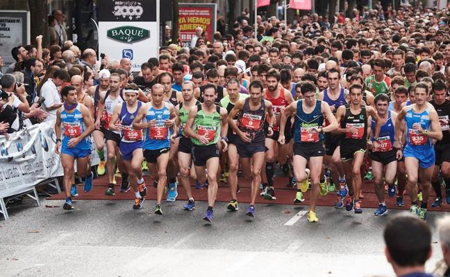 Los 15 km de San Sebastián volverá a reunir a cerca de 5.000 participantes