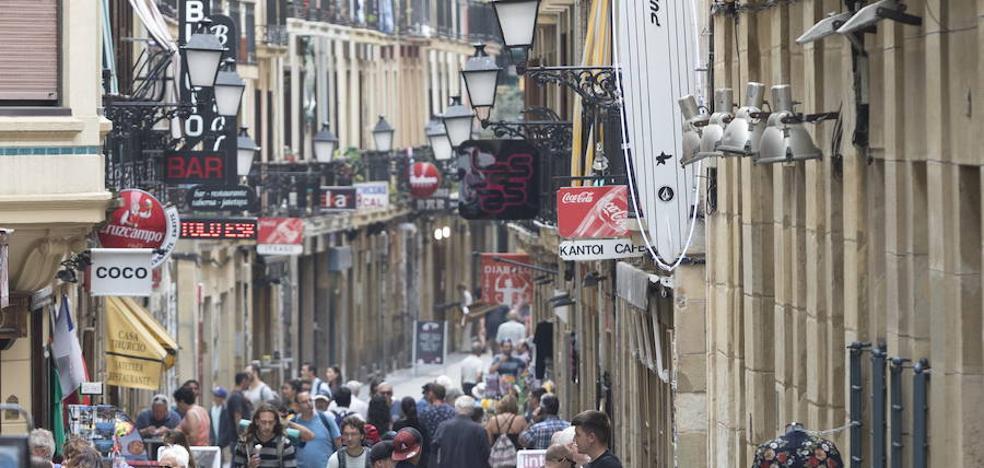 ¿Cuáles son los grandes problemas de la Parte Vieja de Donostia?