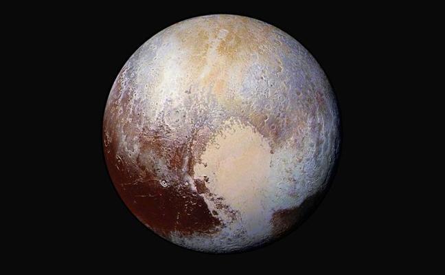 Solución al misterio de las cuchillas de hielo gigantes en Plutón