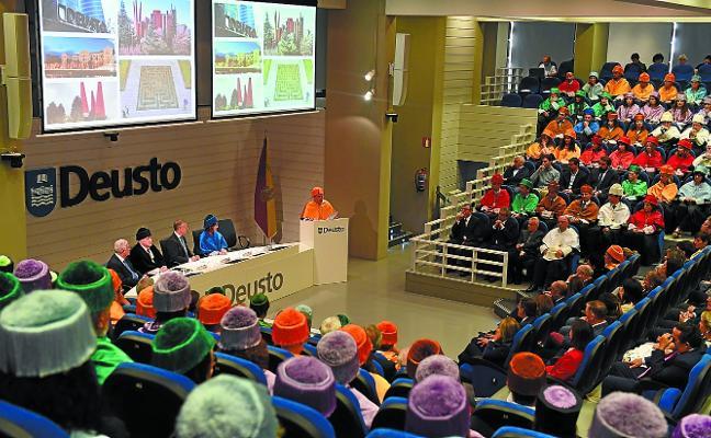 La Universidad de Deusto abre el curso con 11.000 estudiantes