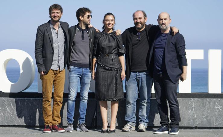 'Fe de etarras' desembarca en San Sebastián