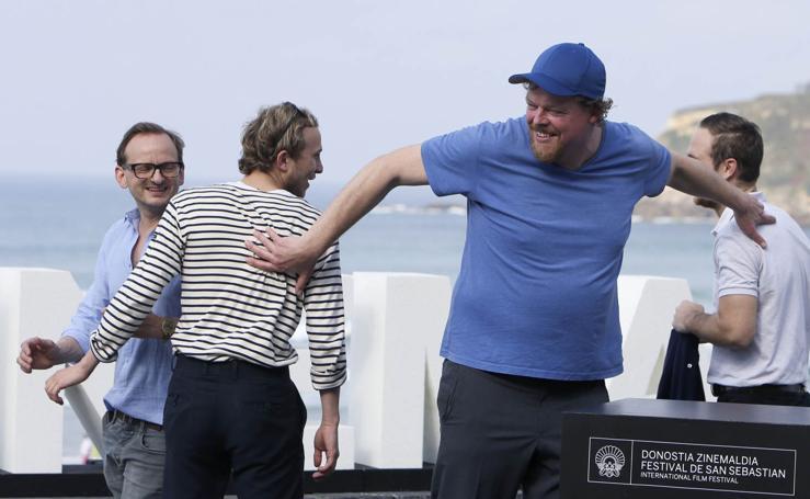 Photocall de 'The Captain'