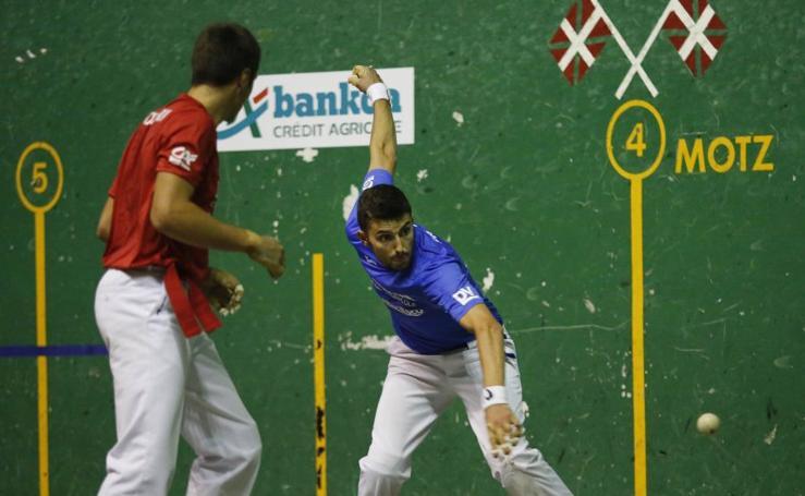 Prieto y Alduntzin pasan a la siguiente ronda en el Torneo Bankoa